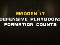 madden 17 defensive playbooks formation counts 238x178 Madden Tips | Madden | Football Plays | Football Strategies