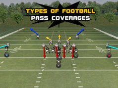 types football pass coverages 238x178 Madden Tips | Madden | Football Plays | Football Strategies